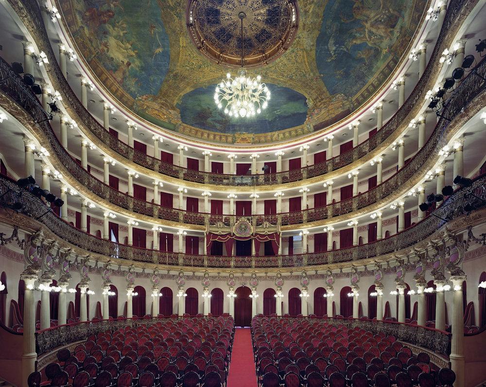 Teatro Amazonas, Manaus, Brazil, 2009