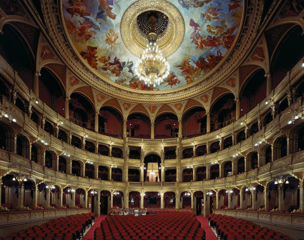 Magyar Állami Opernház, Budapest, Hungary, 2008