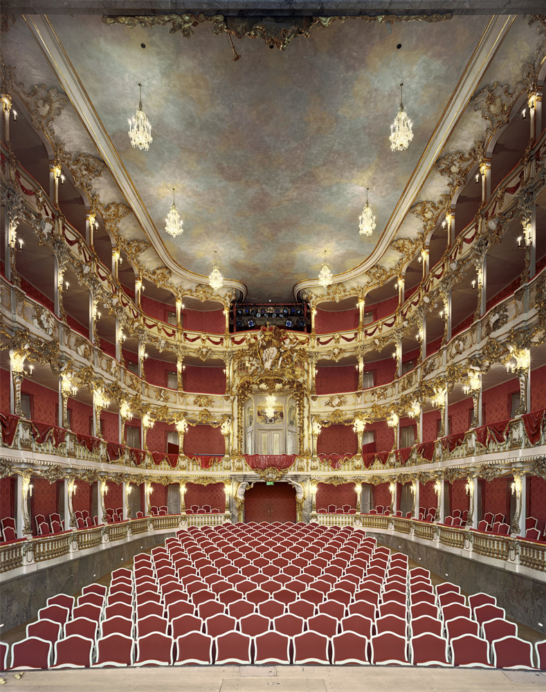 Cuvilliés-Theater, Munich, Germany, 2009