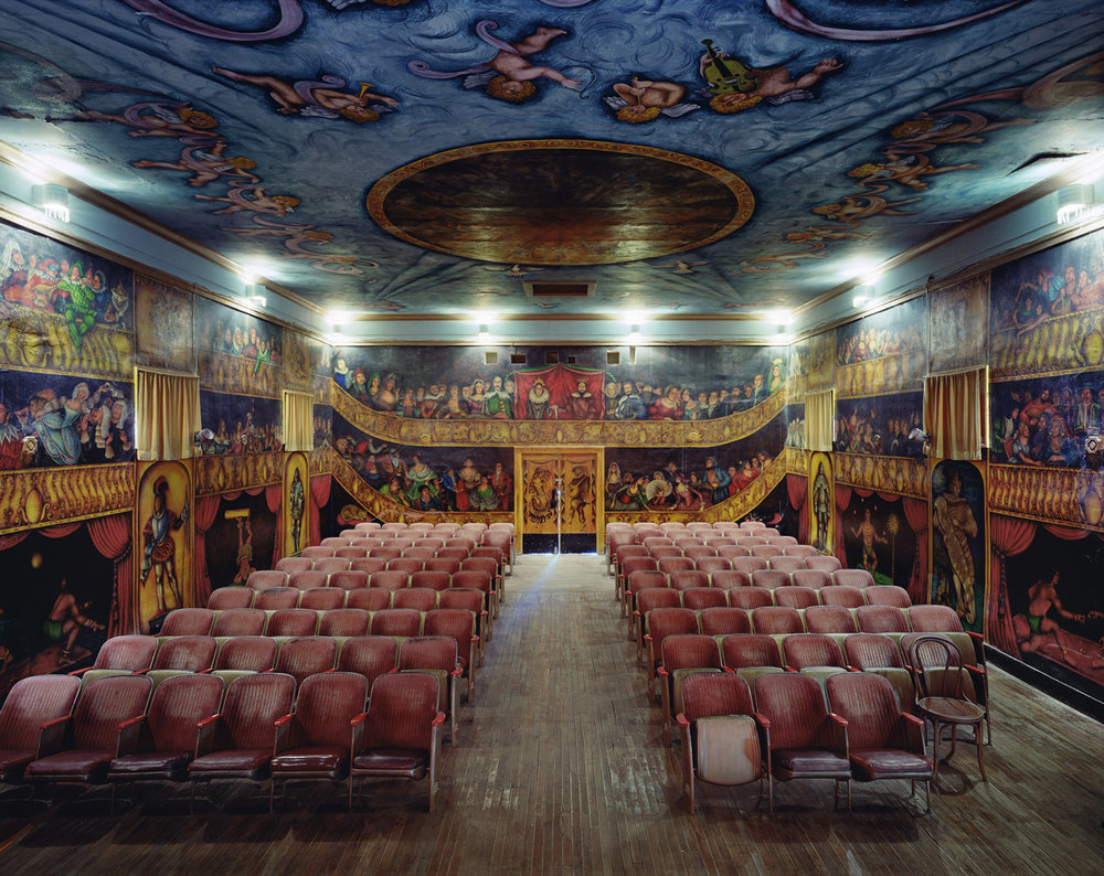 Armagosa Opera House, Death Valley Junction, United States, 2009