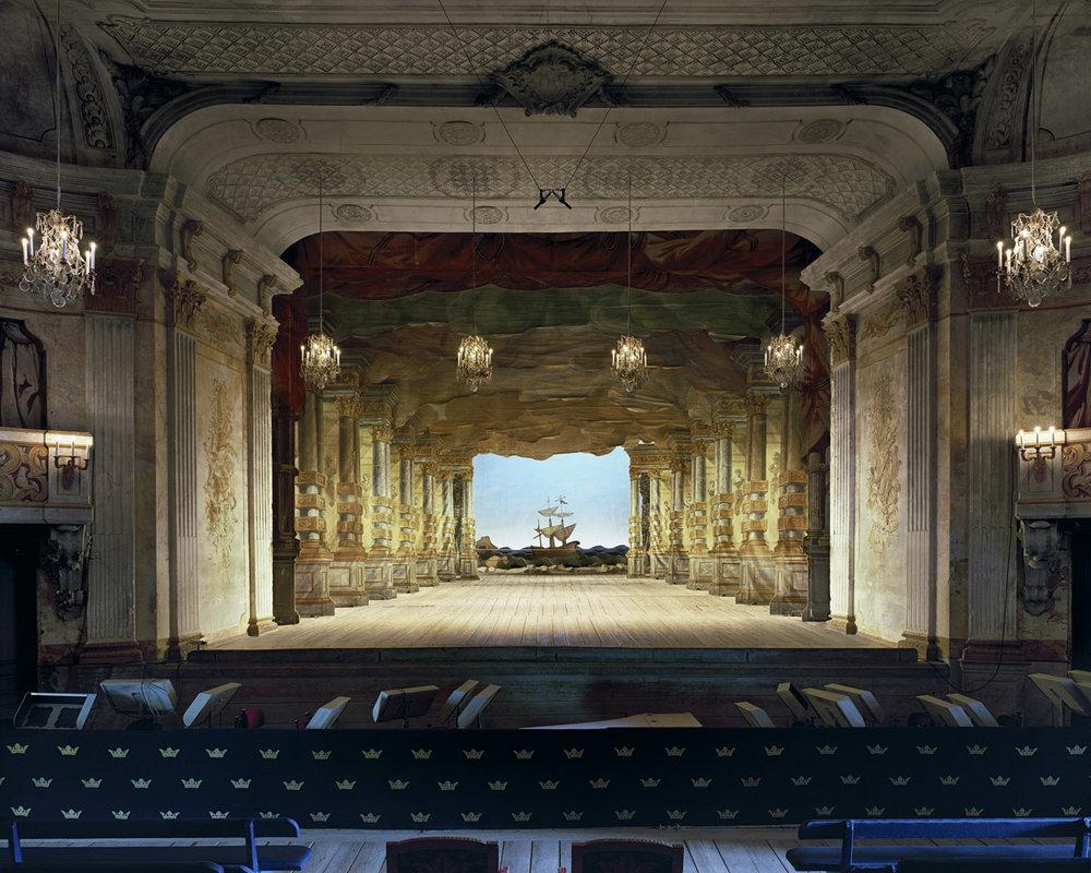 Slottsteater, Drottningholm, Sweden, 2008