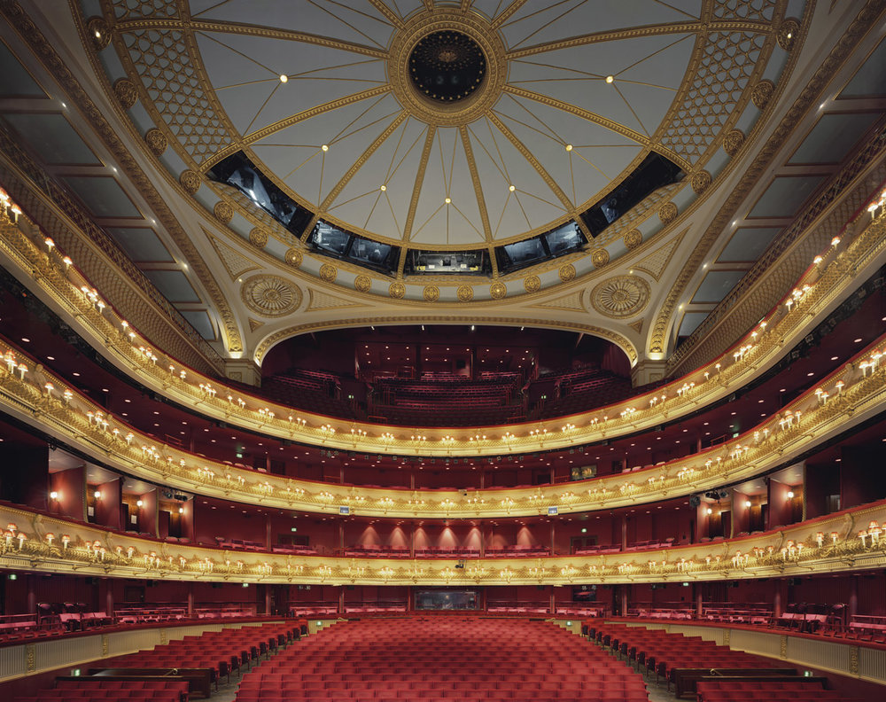 Royal Opera House, Covent Garden, Great Britain, 2008