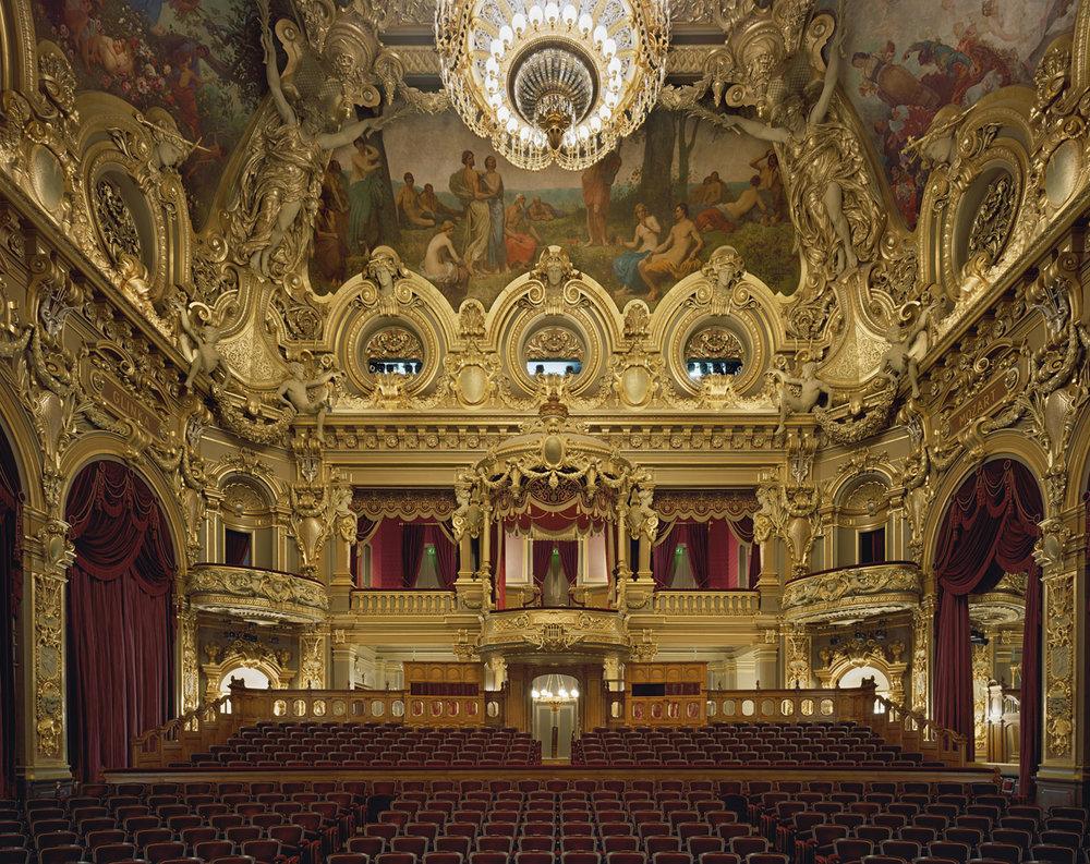 Opéra de Monte Carlo, Monte Carlo, Monaco, 2009