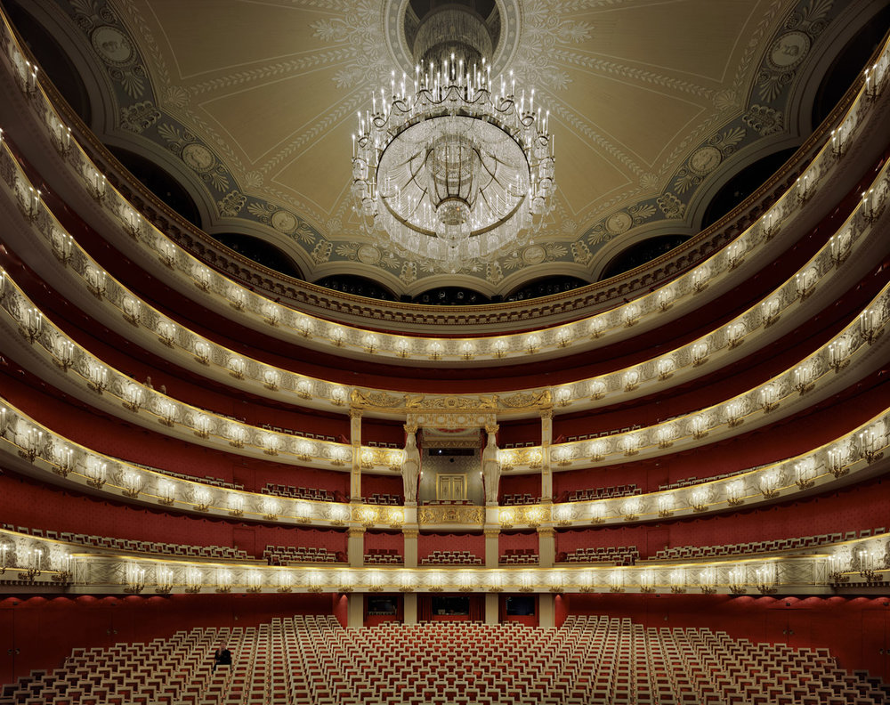 Bayerische Staatsoper, Munich, Germany, 2009