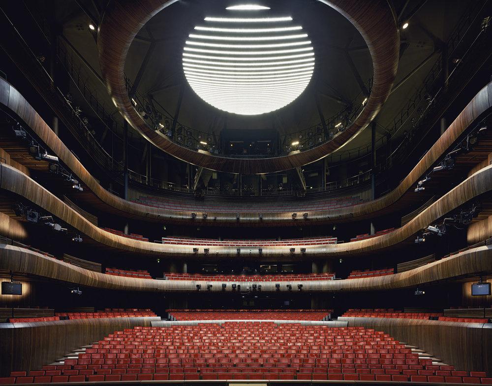 Den Norske Opera og Ballett, Oslo, Norway, 2008