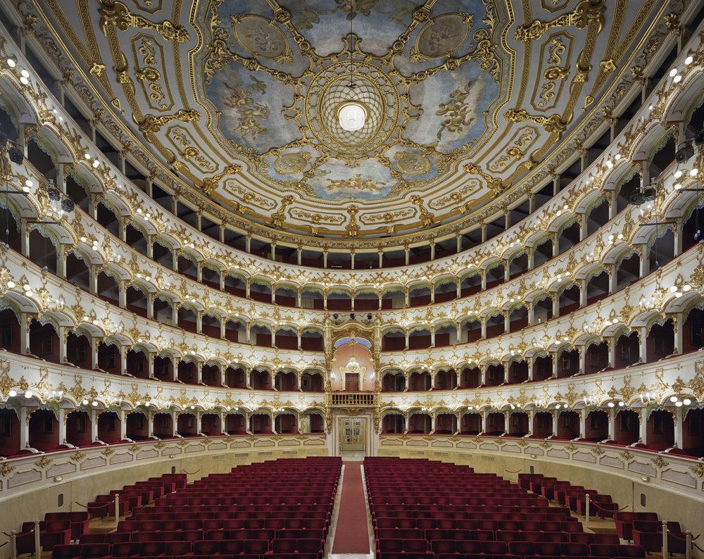 Teatro Municipale, Piacenza, Italy, 2012