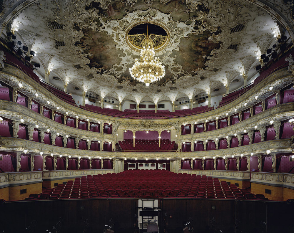 Státní Opera, Prague, Czech Republic, 2008