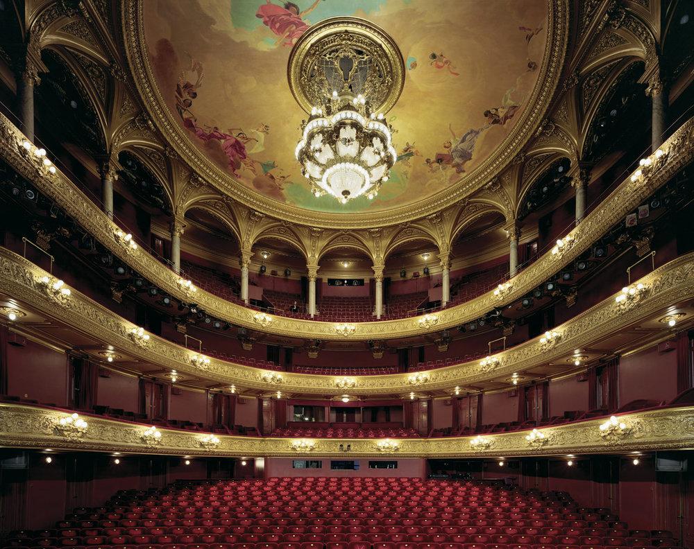 Kunliga Operan, Stockholm, Sweden, 2008