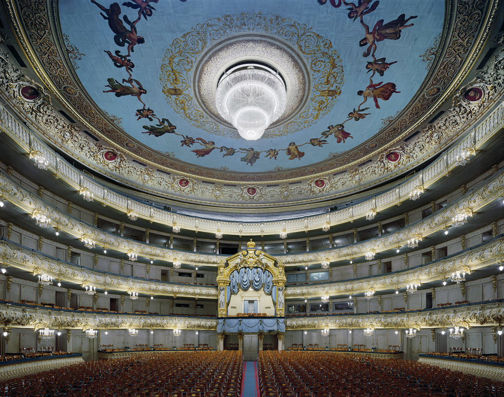 Mariinsky Theater, St. Petersburg, Russia, 2009