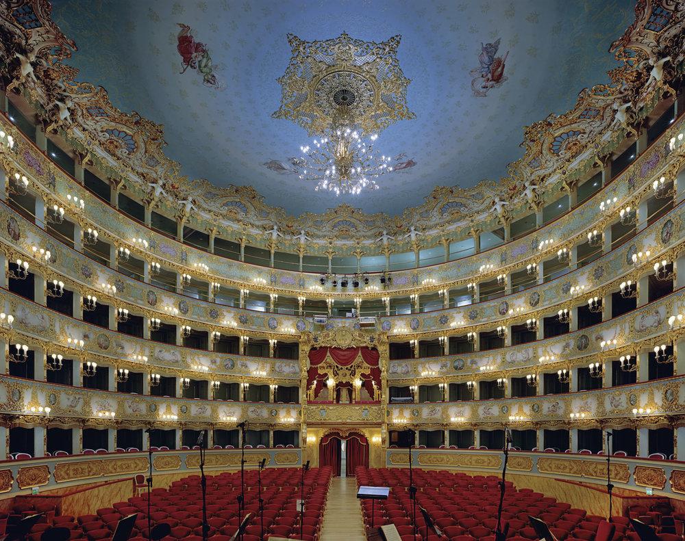 La Fenice, Venice, Italy, 2008