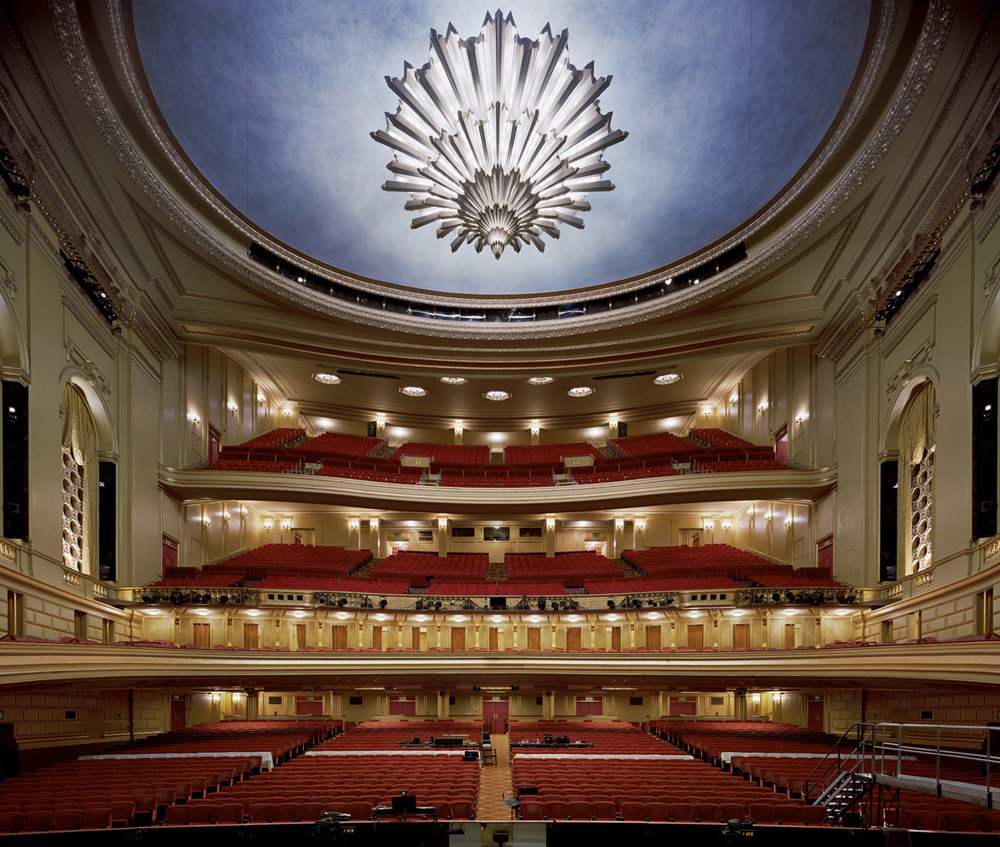War Memorial Opera House, San Francisco, United States, 2009