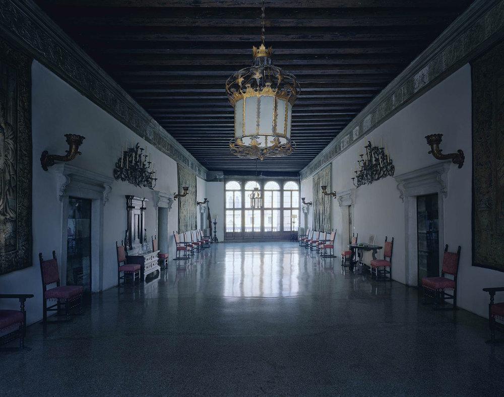 Palazzo Contarini Polignac, Venice, Italy, 2012
