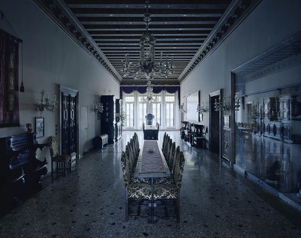 Palazzo Erizzo Ligabue, Venice, Italy, 2012