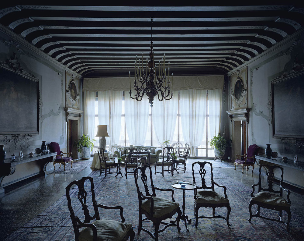Palazzo Anonymous #1, Venice, Italy, 2012