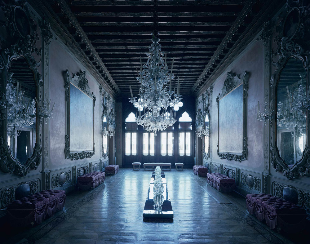 Palazzo Giustinian Dalle Zogie, Venice, Italy, 2016