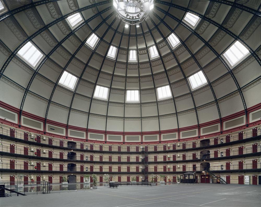Breda Prison, Breda, Netherlands, 2011