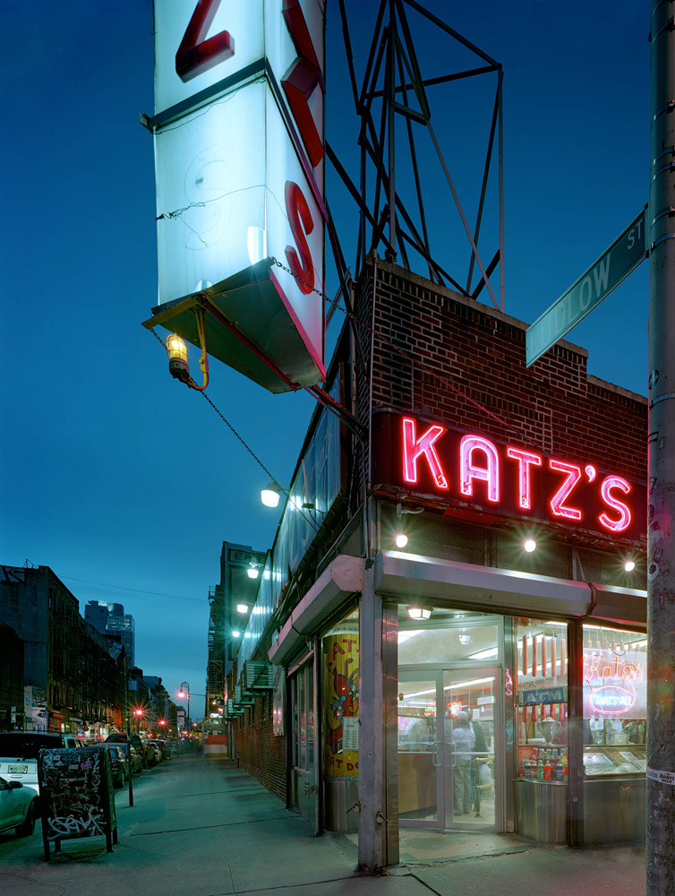 Katz's Delicatessen, 205 East Houston Street, Lower East Side, New York
