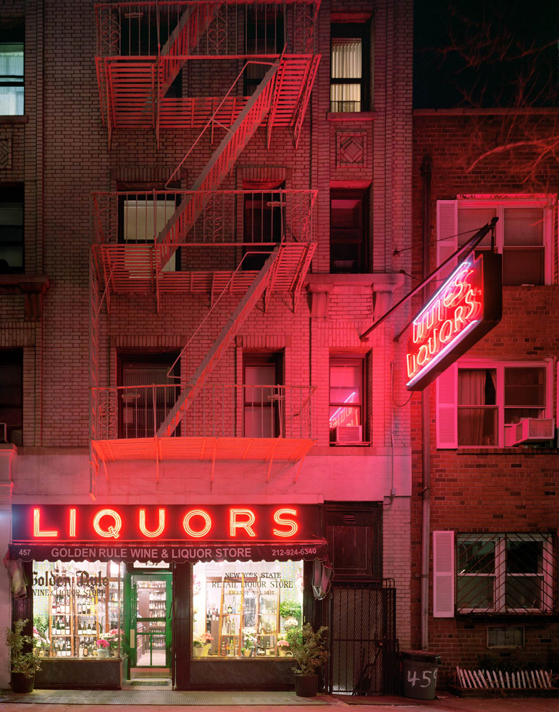 Golden Rule Wine $ Liquor Store, 457 Hudson Street, West Village, New York