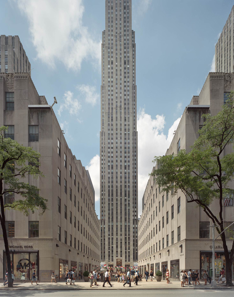 30 Rockefellar Plaza, New York, New York