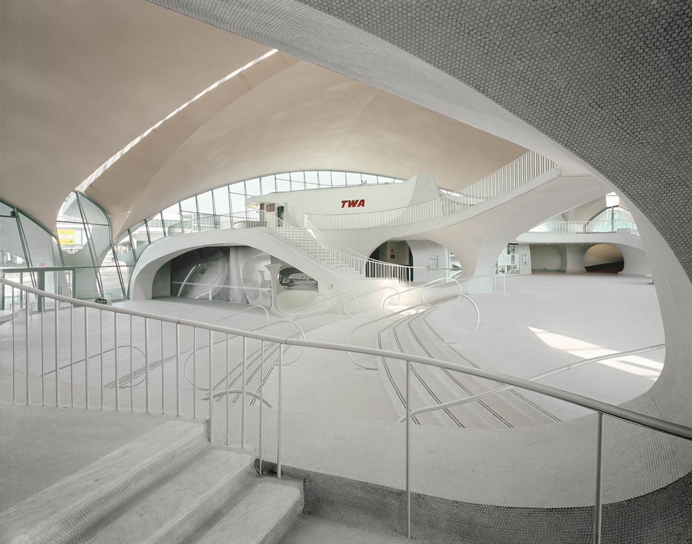TWA Terminal No. 1, JFK International Airport, Queens, New York
