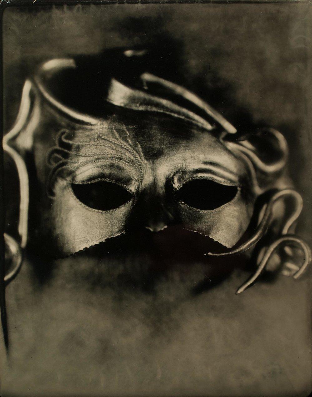 Masking Portrait #133, 2017
