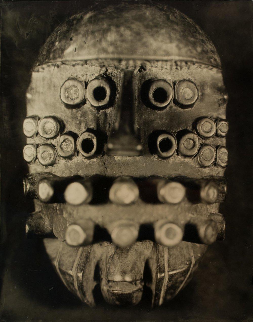 Masking Portrait #146