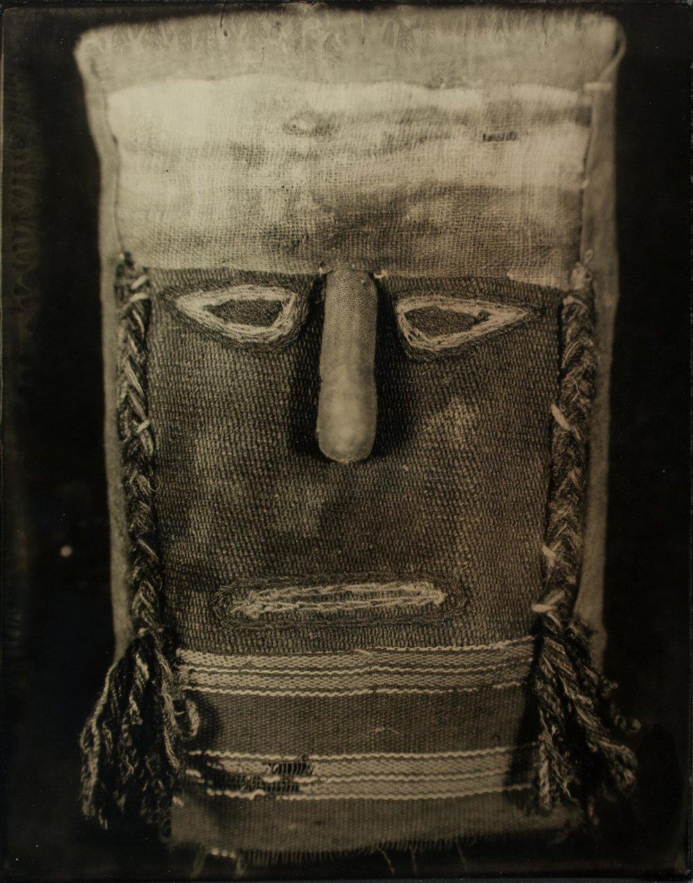 Masking Portrait #147, 2017