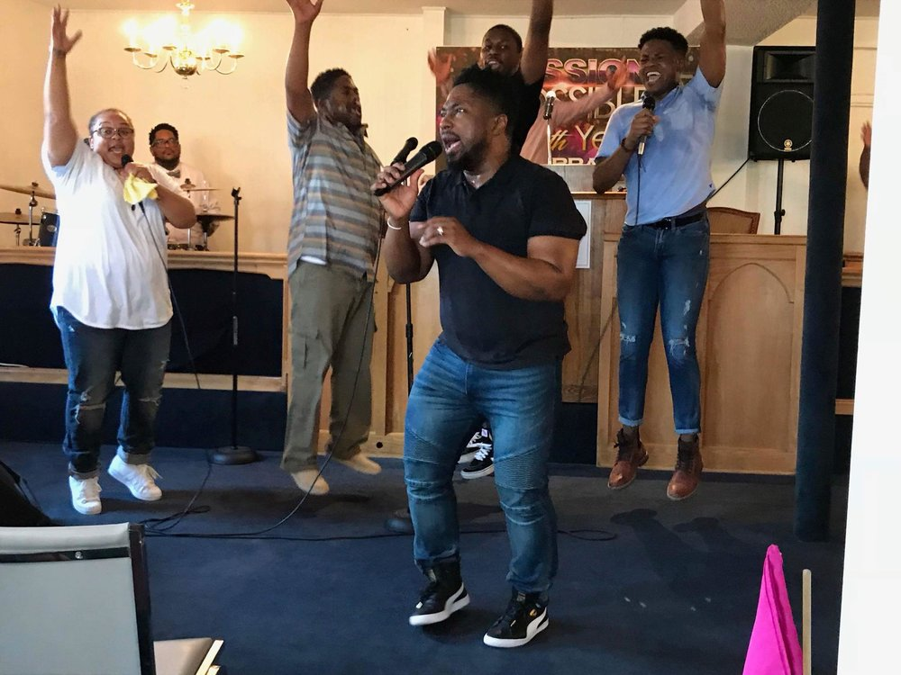 Warriors of Worship - Bethel Praise Team