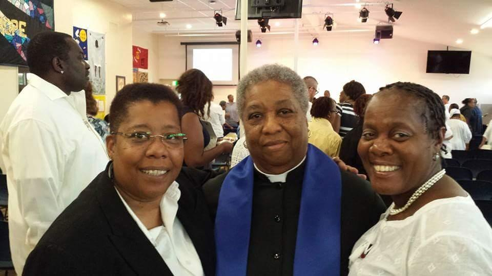 Ministers at the The Fellowship of Affirming Ministries