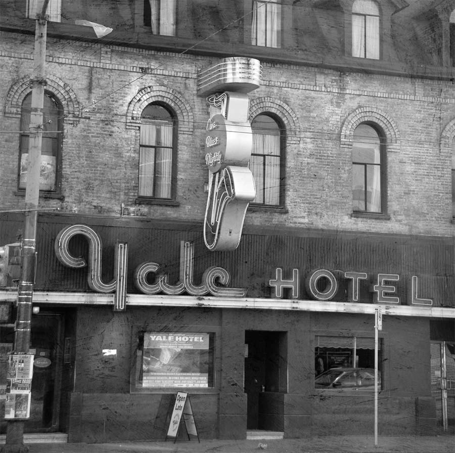 yale hôtel