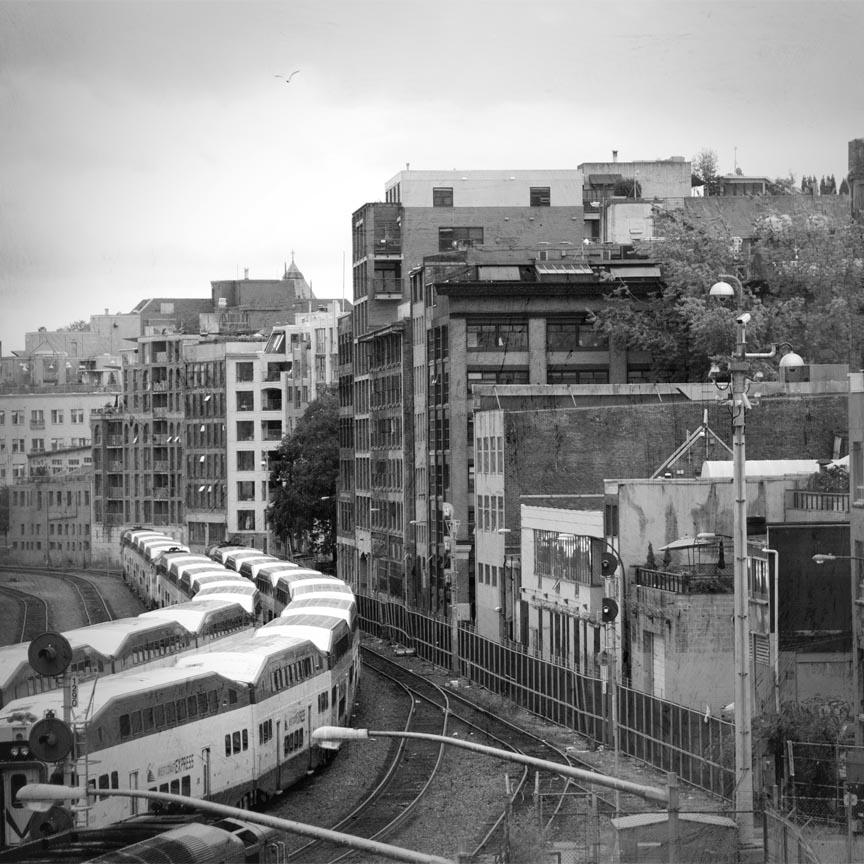 gastown railyard