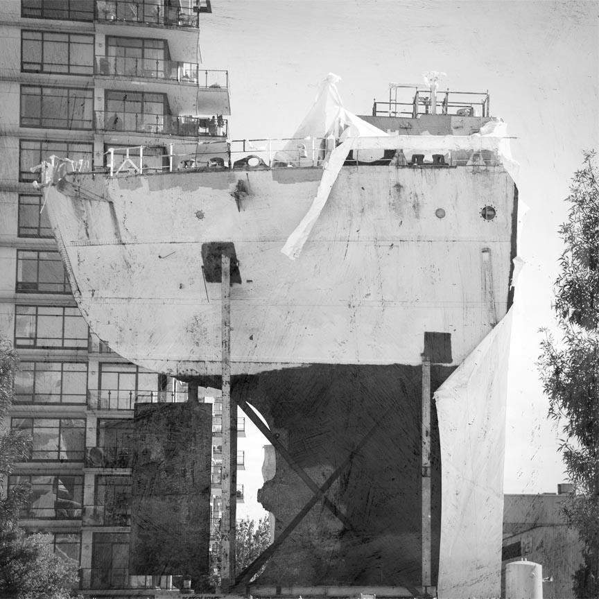 north vancouver shipyard