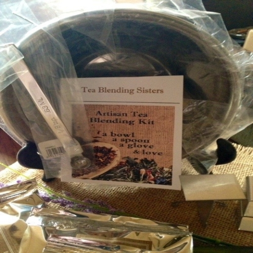 Basic Tea Blending Kit