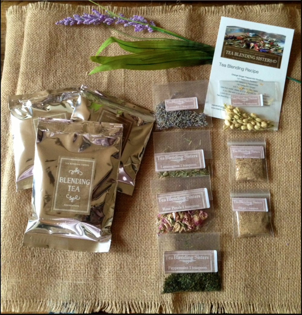 Tea Blending Add On Kit
