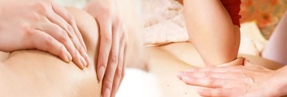 Deep Tissue massage london