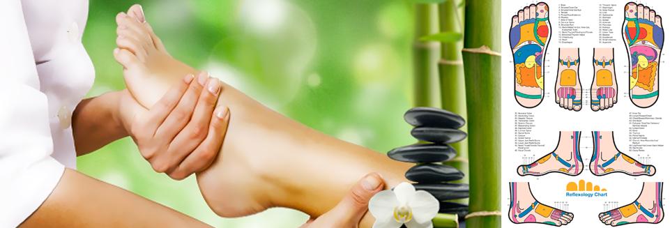 reflexology massage london