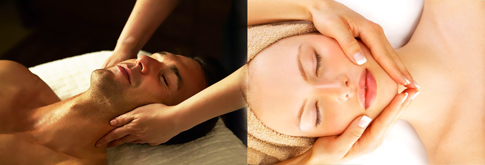 facial massage london