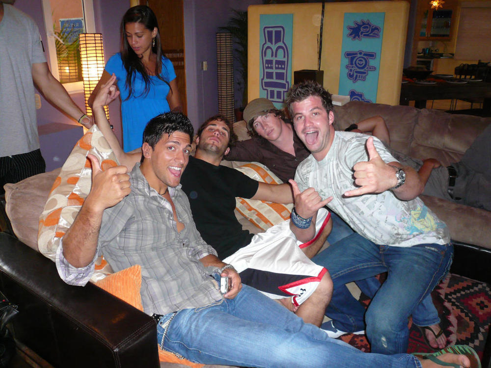 Chillin in the Challenge House (Gauntlet III 2008)