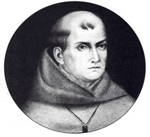 Fr. Junipero Serra, Founder, California Missions and Presidio Chapel