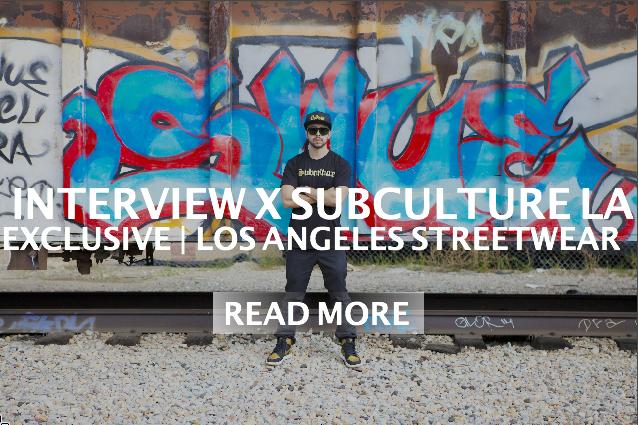 Subculture La Interview LuxLivin