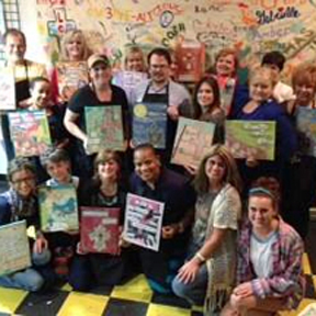 Join MoJoy Studio's guest art instructor, SHERRI STRAIN, for Mixed Media Mondays.  Create a.... SIGN UP or READ MORE