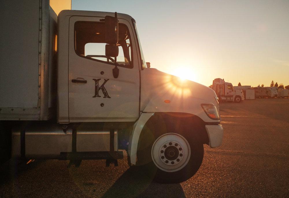 5 ton grip truck -