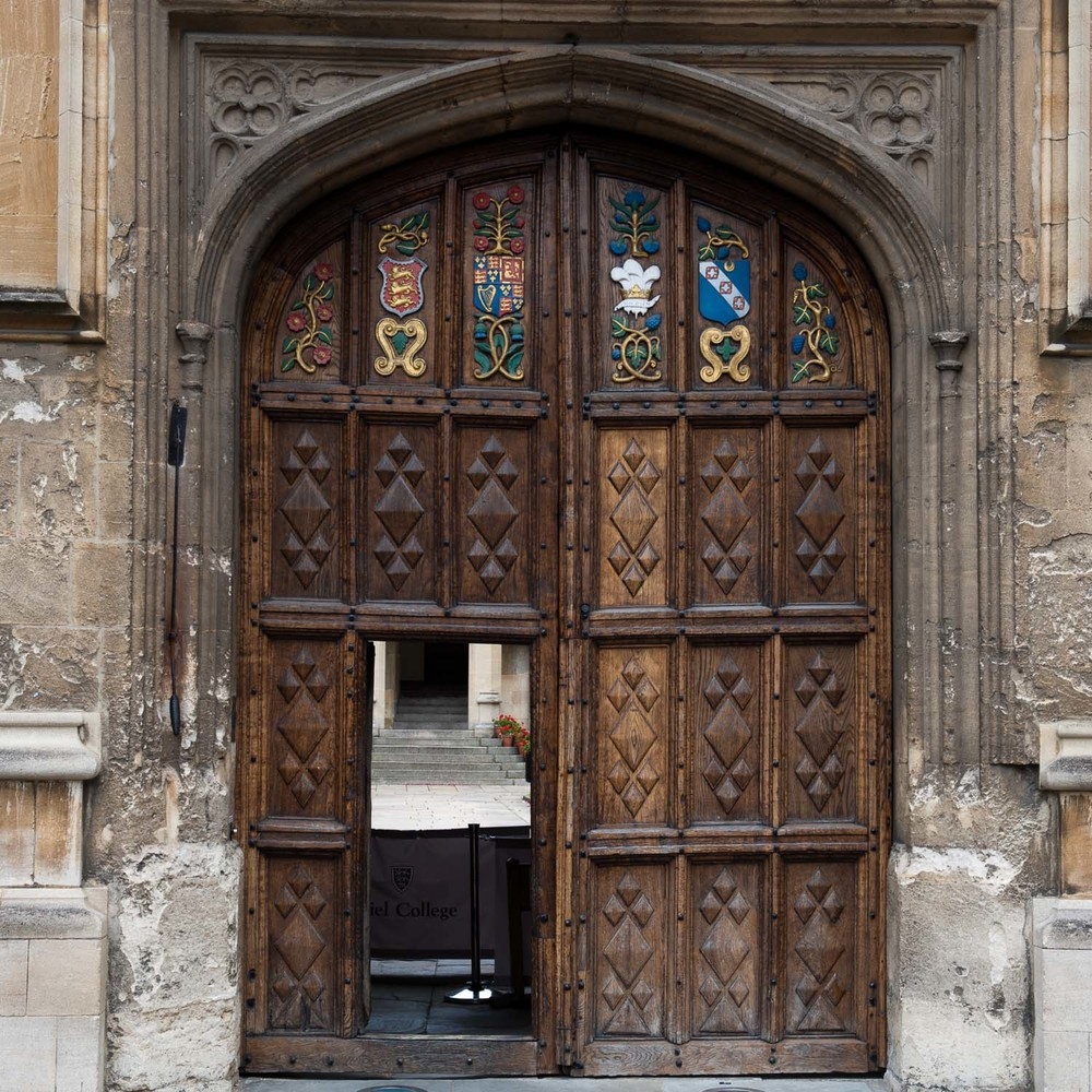 & Doors of Oxford \u2014 GANESH RAMACHANDRAN / Photographer