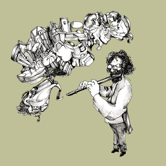The Flute - Dana Jeri Maier