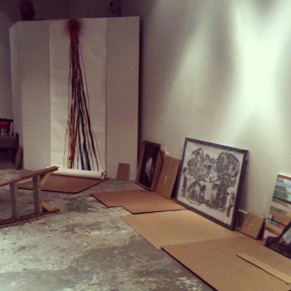 Part and Parcel installation shot - Photo by Chandi Kelley