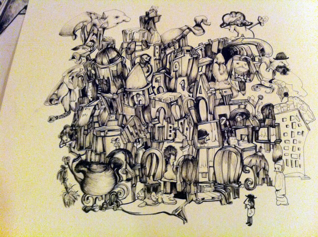 Work in Progress - Dana Jeri Maier