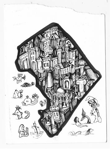 hand drawn maps — Unthoughtful — Dana Jeri Maier on map of seattle cartoon, map of alaska cartoon, map of florida cartoon, map of usa cartoon, map of boston cartoon, map of canada cartoon, map of london cartoon, map of france cartoon, map of los angeles cartoon,