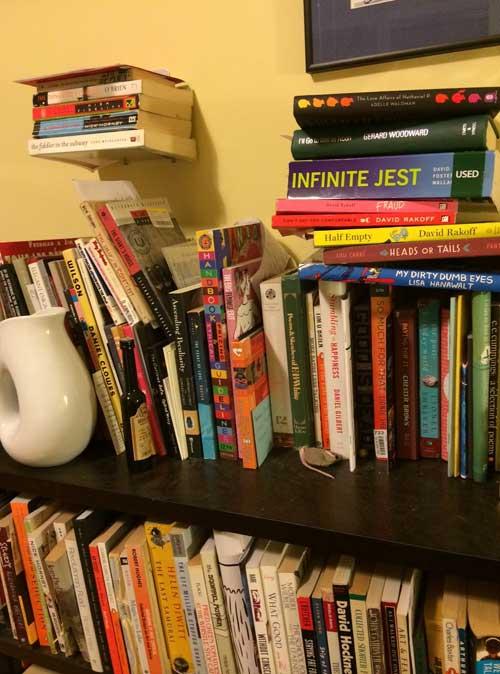 Bookshelf - Dana Jeri Maier