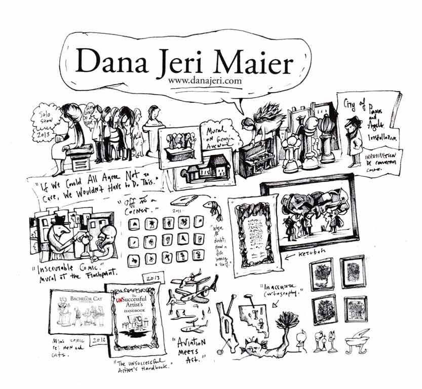 CV - Dana Jeri Maier