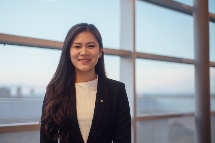 Valerie Wang Information Management & Technology, Economics